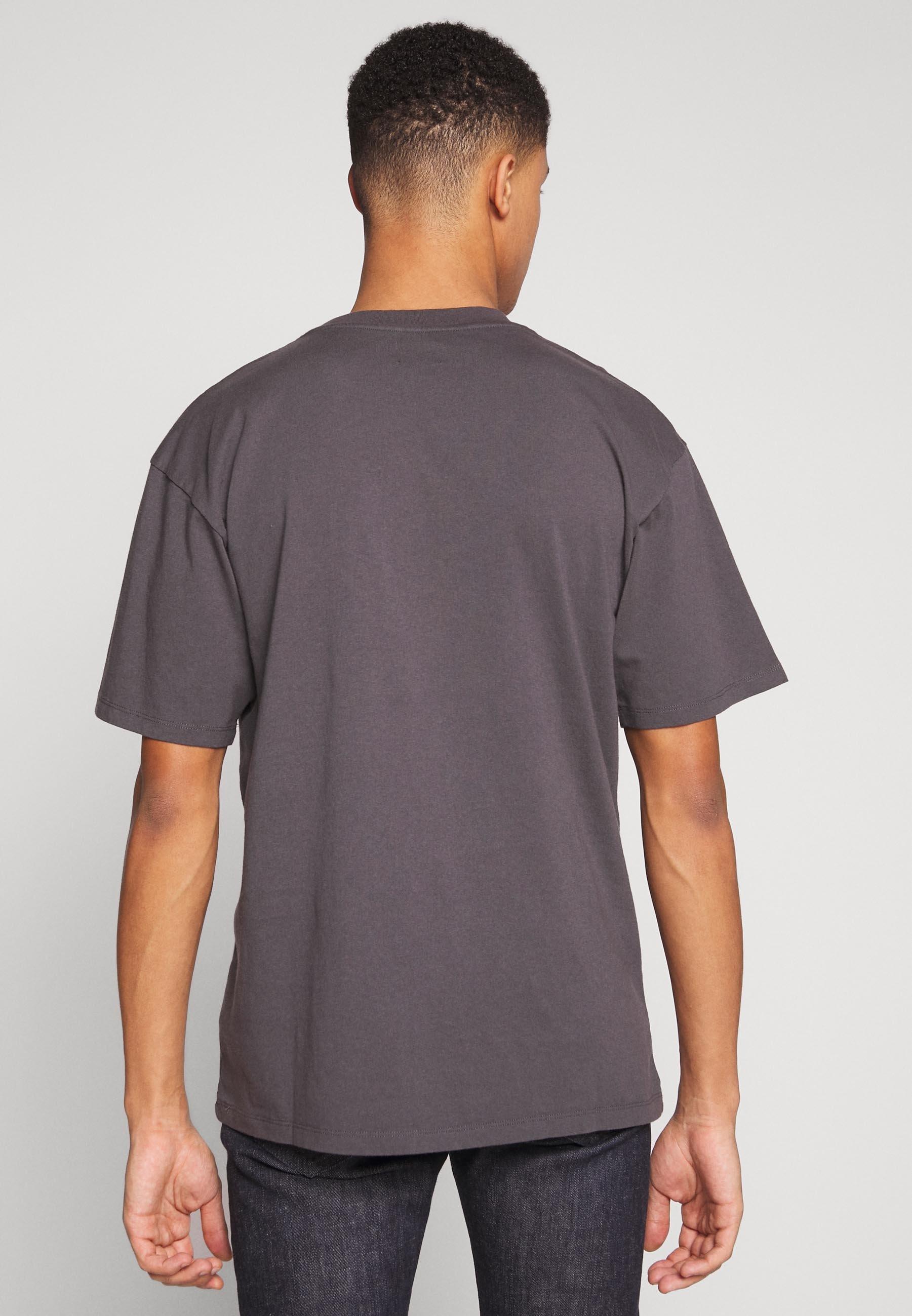Edwin Hate Your Job - T-shirts Print Ebony