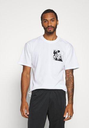THOMAS WARP DREAM - T-shirt imprimé - white