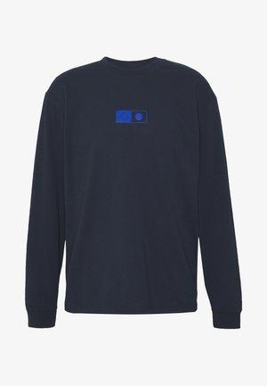 SYNERGY  - Pitkähihainen paita - navy