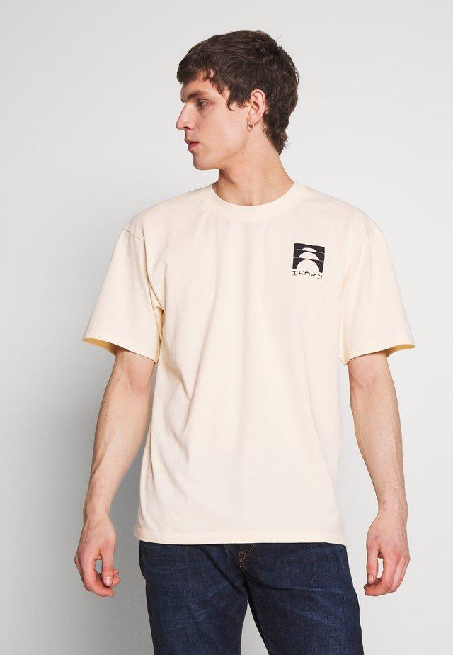 SUNRISE  - T-Shirt print - vanilla