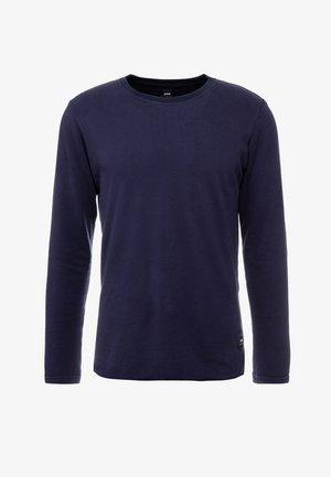 TERRY - Sweatshirt - navy