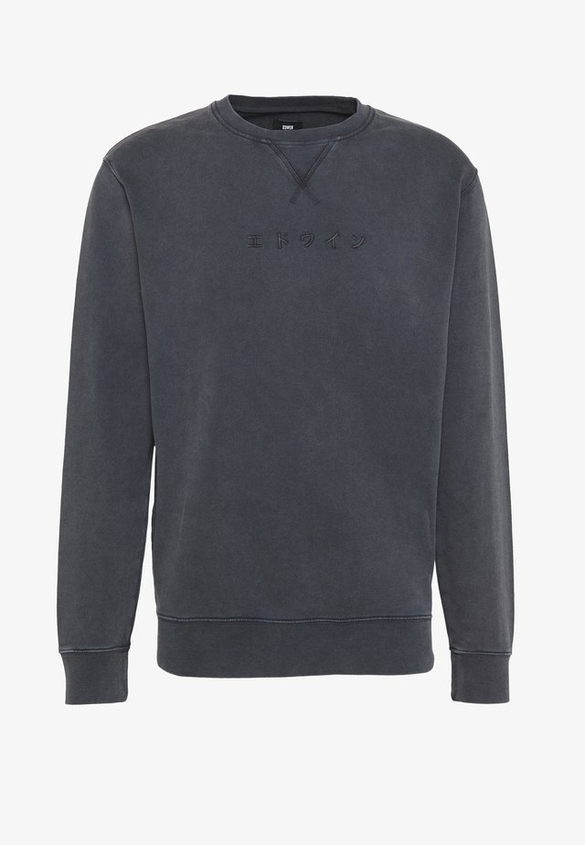 KATAKANA - Sweater - ebony