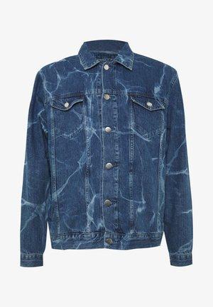 TRUCKER JACKET - Kurtka jeansowa - blue denim