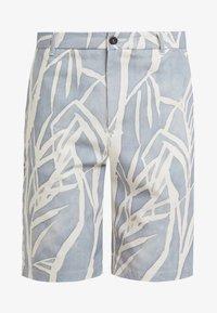 Editions MR - GIANNI BERMUDA - Shorts - dusty blue - 3