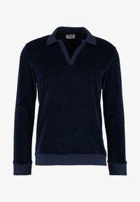 Editions MR - TERRYCLOTH - Sweatshirt - navy blue - 4