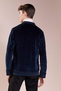 Editions MR - TERRYCLOTH - Sweatshirt - navy blue - 2