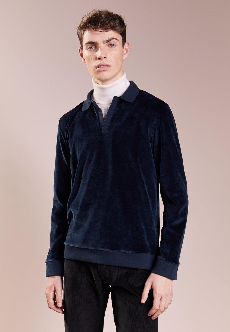 Editions MR - TERRYCLOTH - Sweatshirt - navy blue