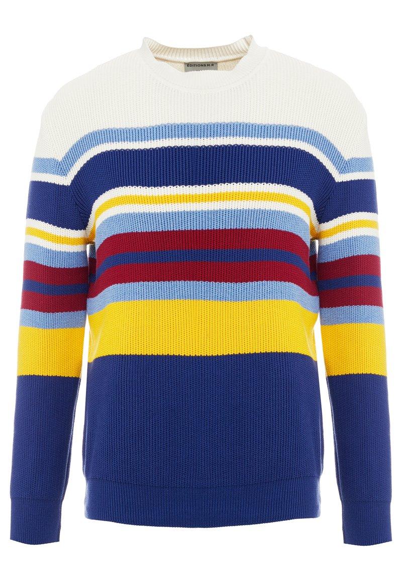 Editions MR - ANACAPRI SWEATER - Jersey de punto - multicolour