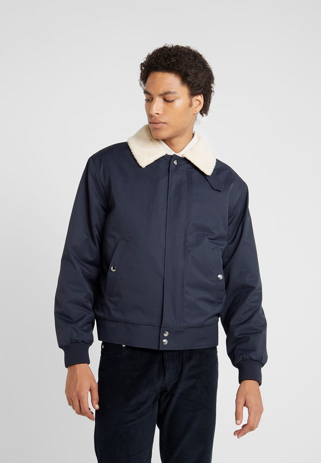 LAURENT JACKET - Bomberjacke - navy