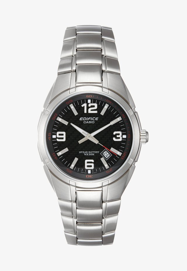 Uhr - silver-coloured/black