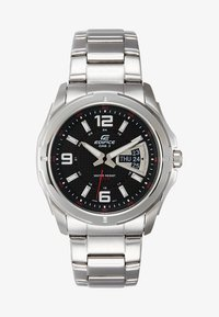EDIFICE - Watch - silver-coloured/black
