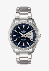 EDIFICE - Watch - silver-coloured/blue