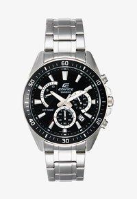 Edifice - Zegarek chronograficzny - silver-coloured/black - 1