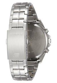 EDIFICE - Chronograph watch - silver-coloured/black - 2