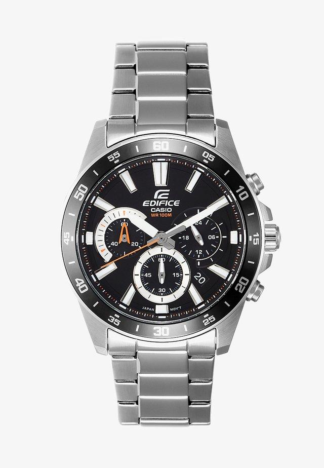 EDIFICE - Chronograph watch - black
