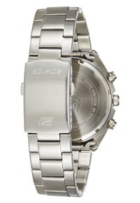 EDIFICE - CLASSIC SPORTY - Chronograph watch - silver