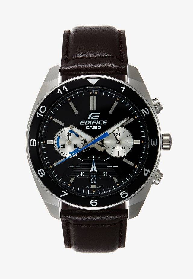 CLASSIC SPORTY - Chronograph - brown