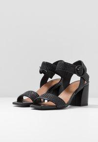 EDITED - INDRA - Sandals - black - 4