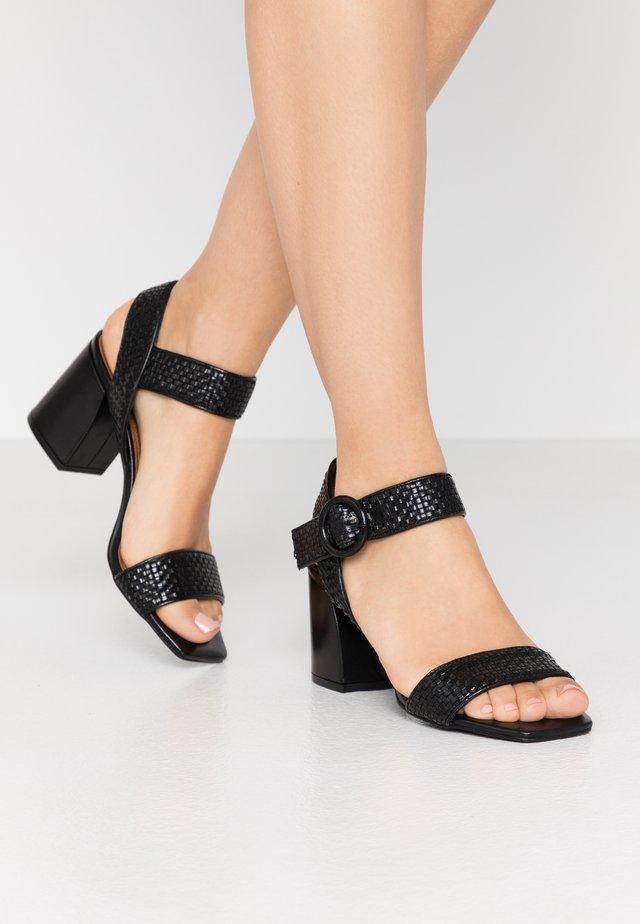 INDRA - Sandaler - black