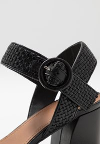 EDITED - INDRA - Sandals - black - 2