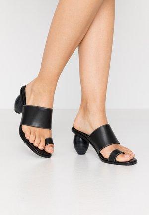 LENYA - Flip Flops - black