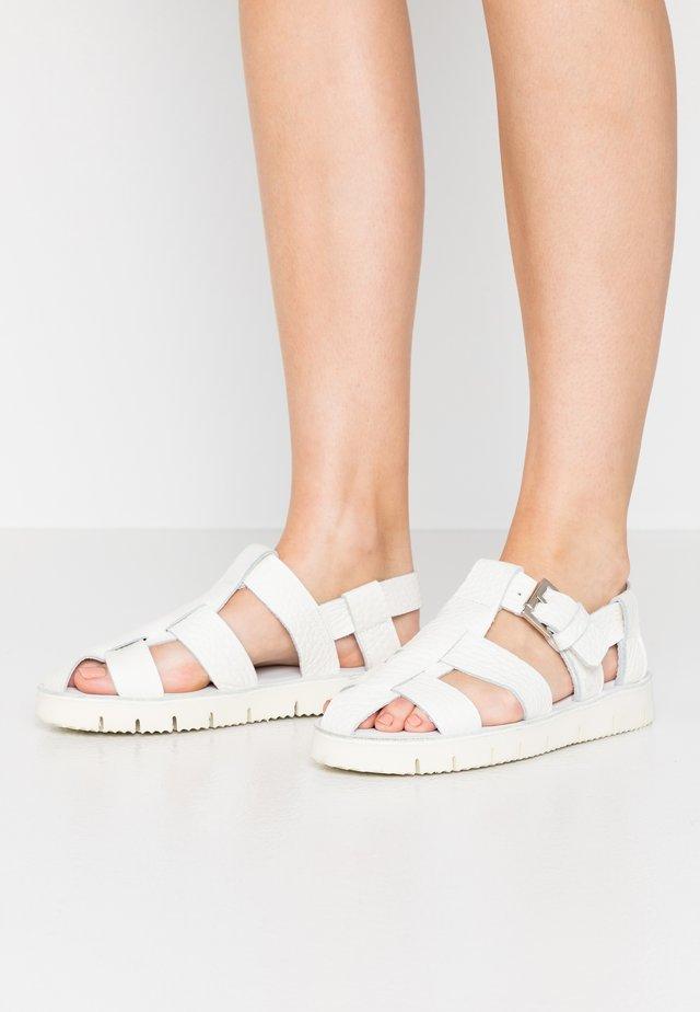 PATRIZ - Sandales - white