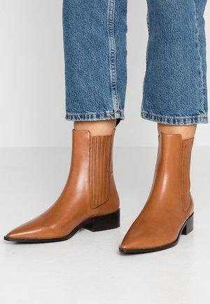 ALWA - Kotníkové boty - brown