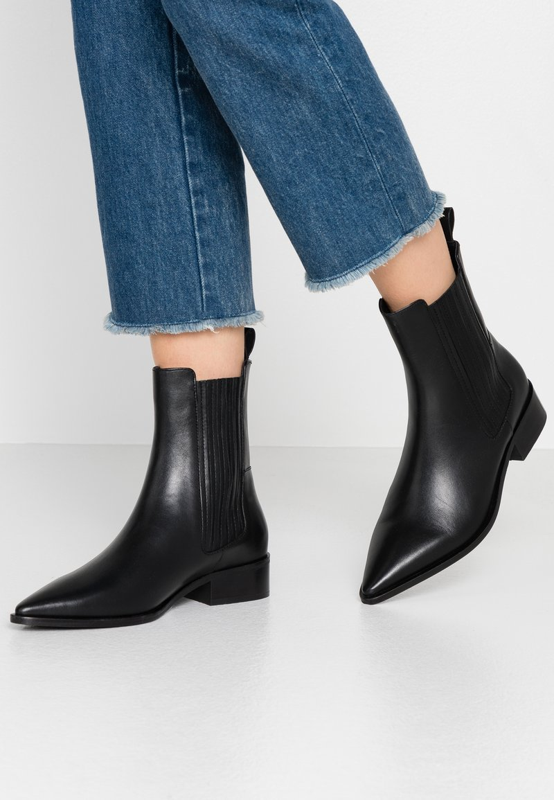 EDITED - ALWA - Classic ankle boots - black