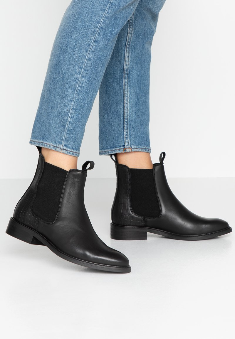 EDITED - AIDA - Classic ankle boots - black