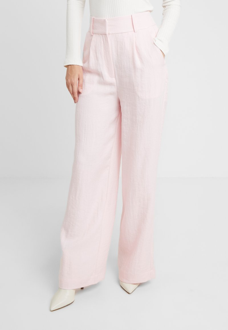 EDITED - LUCY TROUSERS - Bukse - rose
