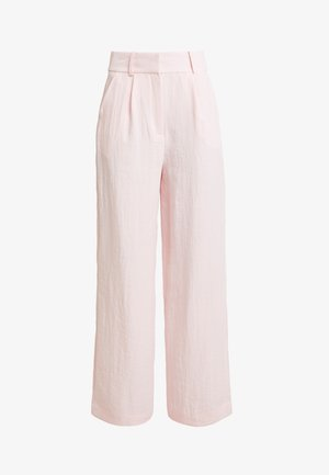 LUCY TROUSERS - Broek - rose