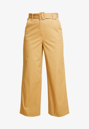 INDRA PANTS - Pantalon classique - beige