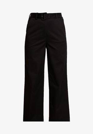 INDRA PANTS - Pantalon classique - black