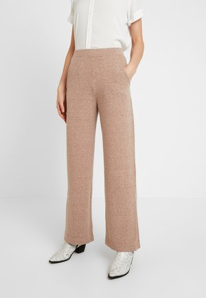 HALI PANTS - Bukse - beige