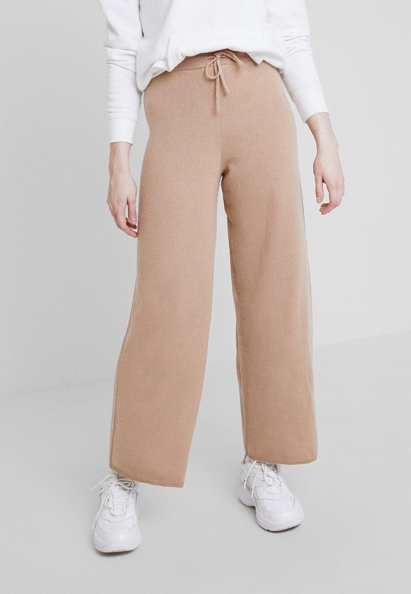 EDITED - JIMENA PANTS - Pantalon classique - beige