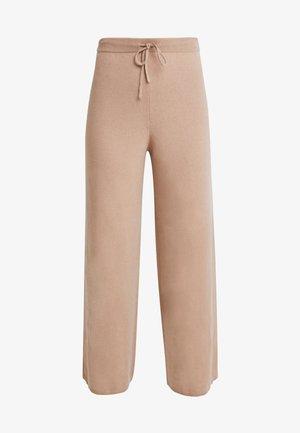 JIMENA PANTS - Kalhoty - beige