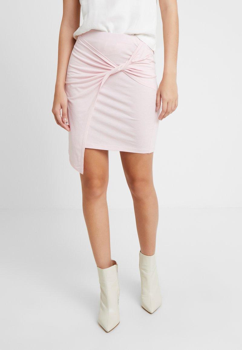 EDITED - PHILA SKIRT - Wrap skirt - rose