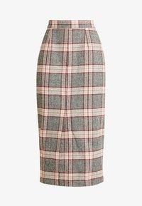 EDITED - NOVA SKIRT - Spódnica ołówkowa  - pink - 3