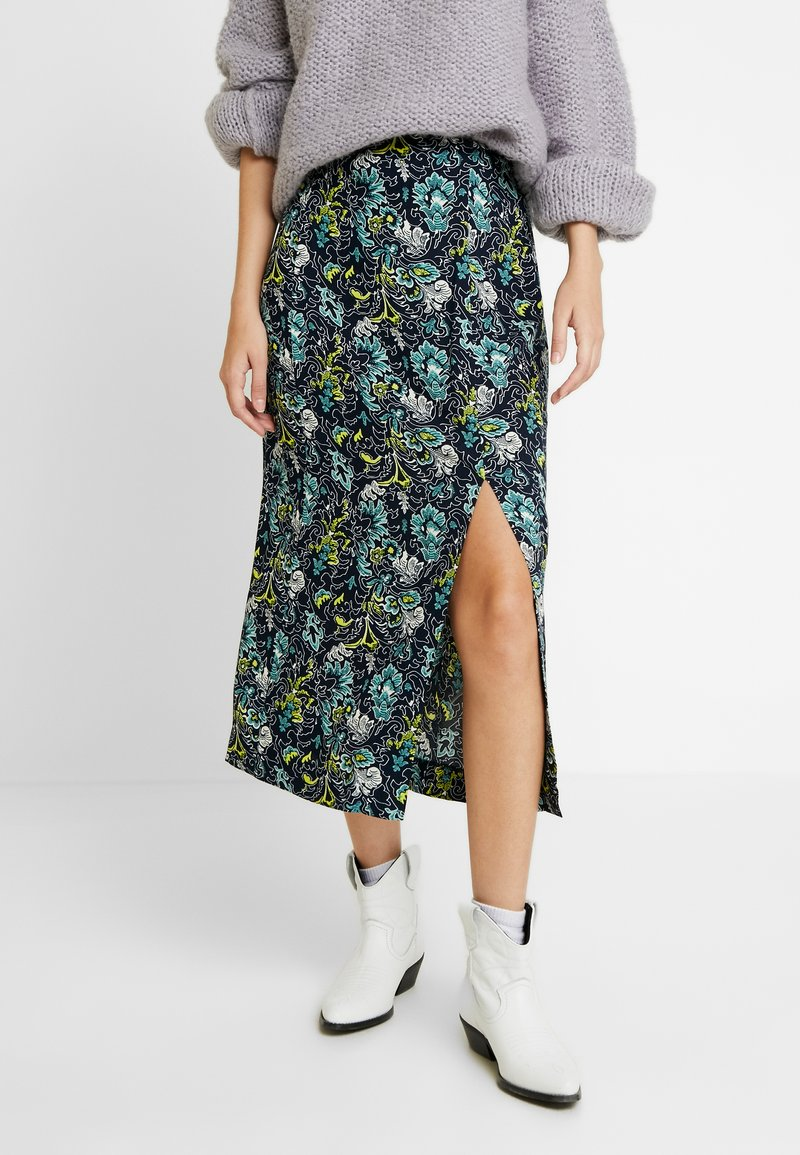 EDITED - LILITH SKIRT - A-Linien-Rock - multicolor