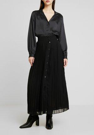 REMO SKIRT - A-line skirt - schwarz
