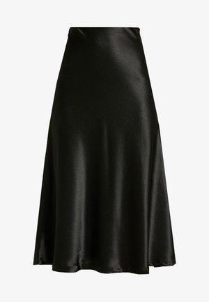 MAKANI SKIRT - Spódnica trapezowa - schwarz