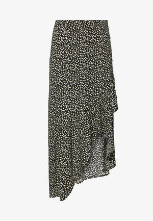 FALINE SKIRT - A-line skirt - black