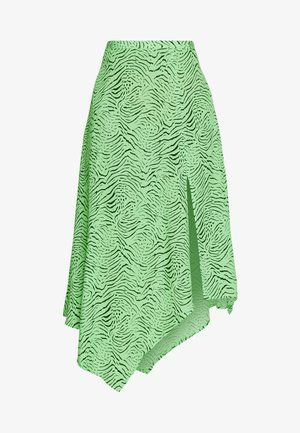 LUCINDA SKIRT - A-line skirt - green