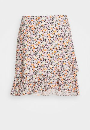 CAJA SKIRT - Pencil skirt - mischfarben