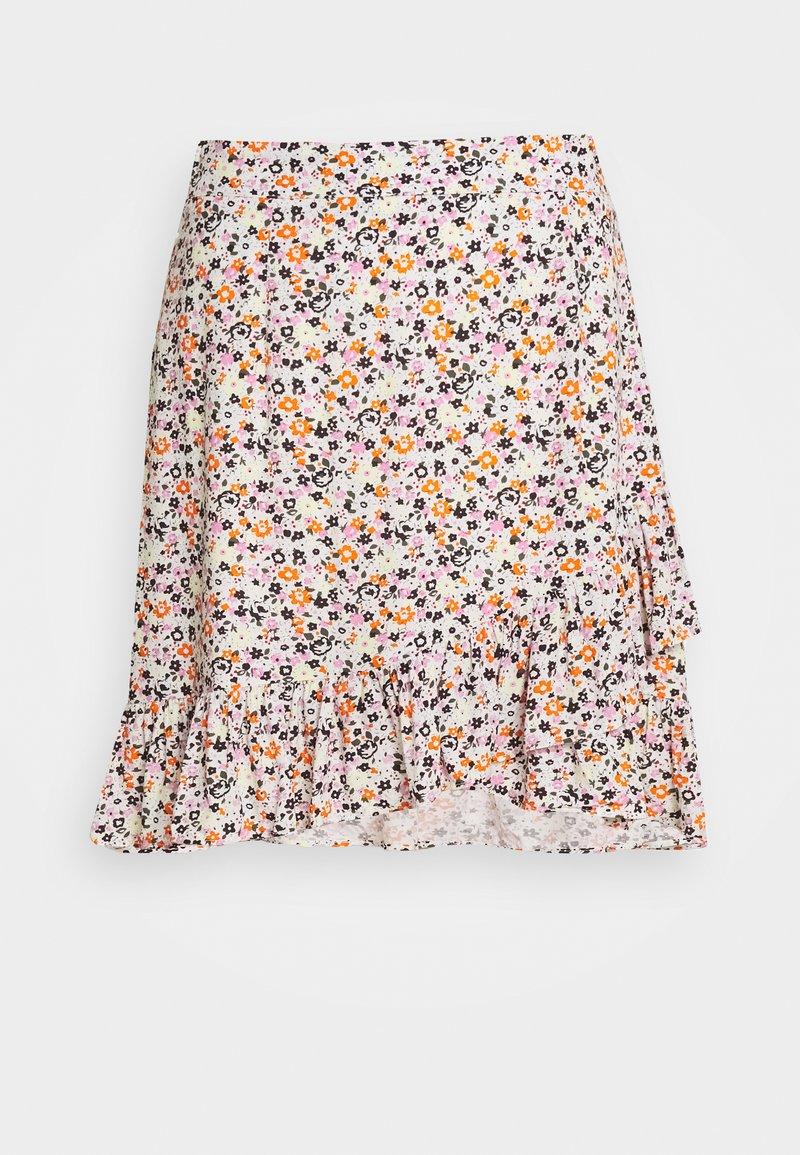 EDITED - CAJA SKIRT - Pencil skirt - mischfarben