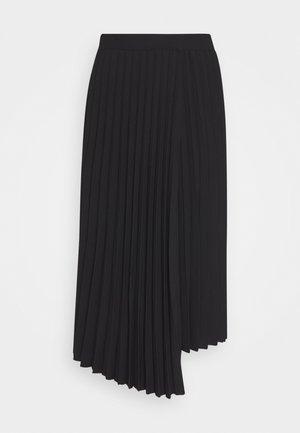 NORA SKIRT - A-line skirt - schwarz