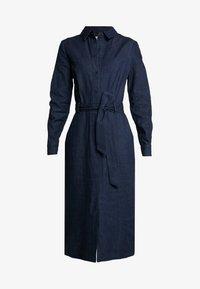 EDITED - DIEGO DRESS - Denim dress - blau - 5