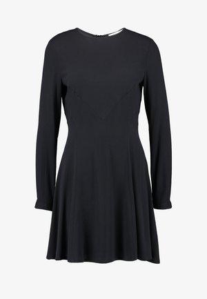 KARYA DRESS - Jerseykjole - schwarz