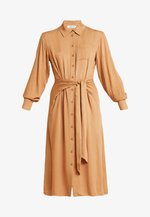 MANA DRESS - Shirt dress - camel
