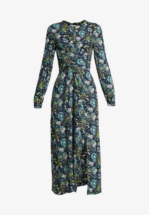 NADJA DRESS - Długa sukienka - multicoloured